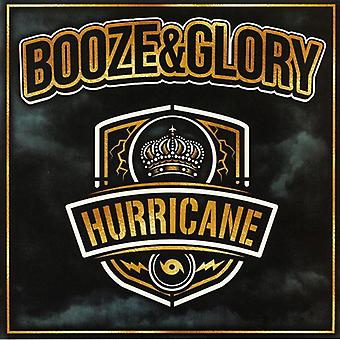 Hurricane by booze & glory vinyl lp