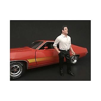 70's Style Figur III Für 1:18 Maßstabsmodelle von American Diorama
