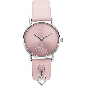 Tamaris - Wristwatch - Bente - DAU 34mm - Silver - Women - TW078 - Silver Pink
