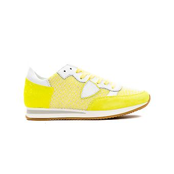 Yellow Philippe Model Women's Sneakers