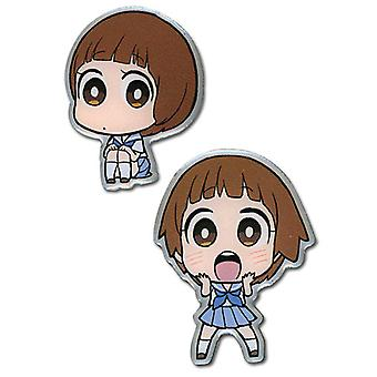 Pin Set - KILL la KILL - SD Mako (Set of 2) Toys Anime Licensed ge50187