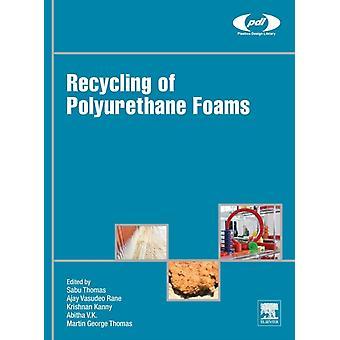 Recycling of Polyurethane Foams by Thomas & Sabu