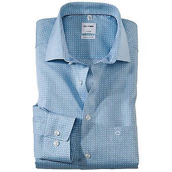 OLYMP Olymp Patroon Fashion Formal Shirt