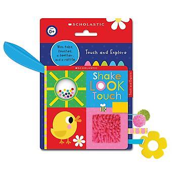 Shake Look Touch Scholastic Early Learners Touch och utforska av Scholastic