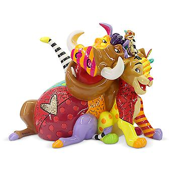 Disney by Britto Lion King Figurine (Medium)