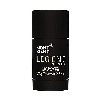 Montblanc legende nat for mænd 2,5 ounce deodorant stick