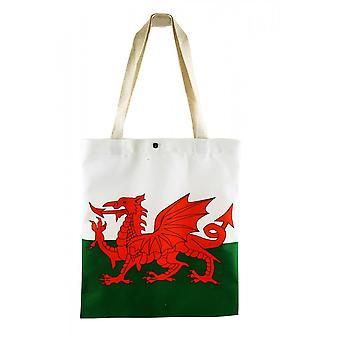 Union Jack Wear Wales Torba na zakupy / Tote