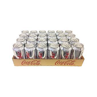 Coca Cola Diet Cdn-( 355 Ml X 24 Cans )
