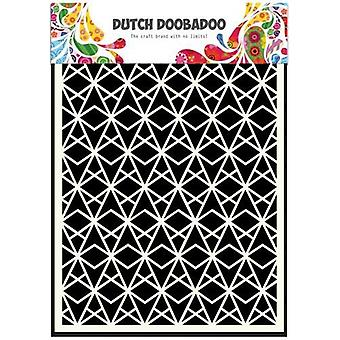 Dutch Doobadoo Dutch Mask Art stencil Arrows A5 470.715.111