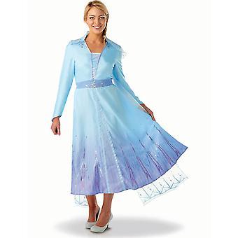 Déguisement Elsa La Reine des neiges 2 femme