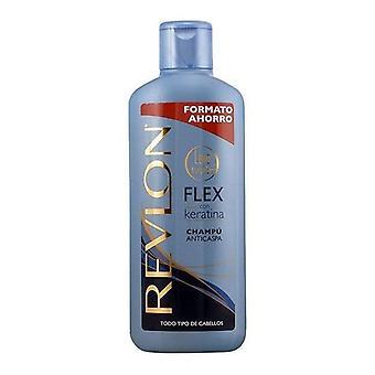 Anti-hilse shampoo Flex Keratin Revlon