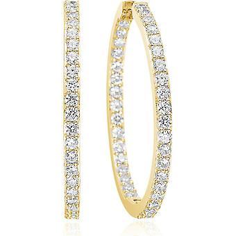 Sif Jakobs Earrings Women's SJ-E1790-CZ-YG