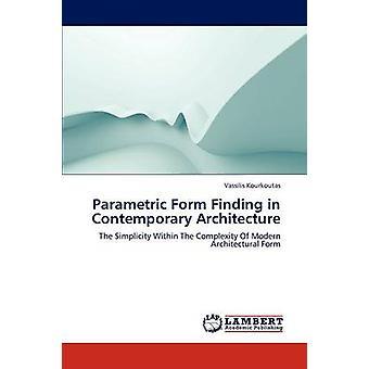 Parametrinen form löytäminen contemporary arkkitehtuuri kourkoutas & Vassilis