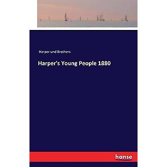 Harpers Young People 1880 by Harper und Brothers