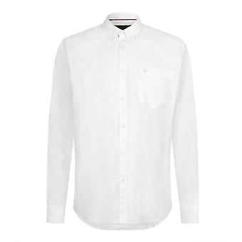 Merc London Oval Oxford Shirt