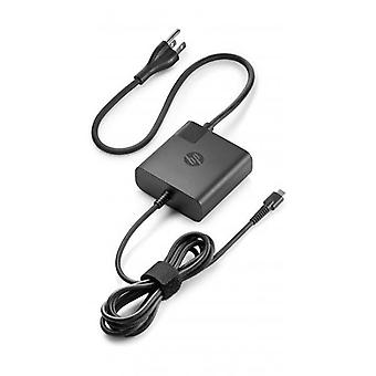 Hp 65W Usb C Power Adapter 1He08Aa