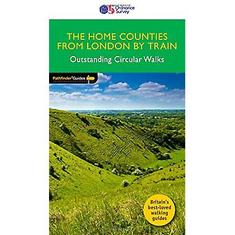 The Home Counties from London by Train de Nick Channer - 978031909114