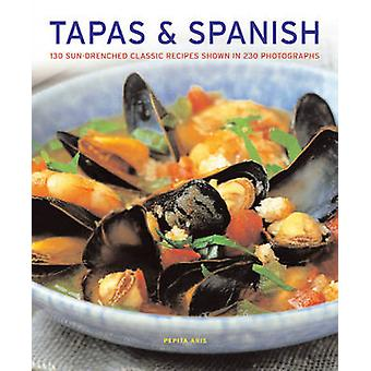 Tapas and Spanish by Pepita Aris - 9781780191706 Book