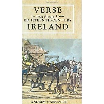 Verse in English from Eighteenth-century Ireland (annotated edition)