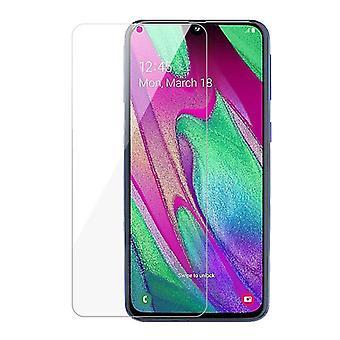 iCoverCase | Samsung Galaxy A30 | 2-Pack Bildschirmschutz