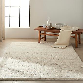 Calvin Klein Agadir Streifen Designer Wolle Teppiche Ck930 In Beige