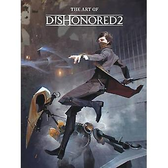 The Art of Dishonored 2 by Bethesda Games - 9781506702292 Book