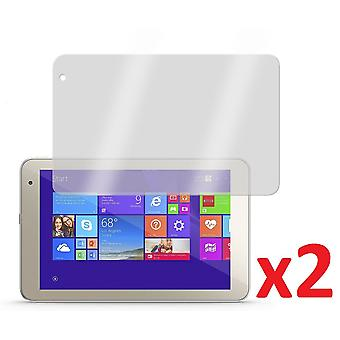 2x Screen Protector Cover Guard for Toshiba Encore 2 WT8 8