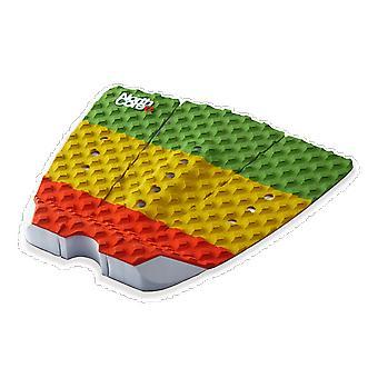 Northcore - ultimate grip deck pad - rasta