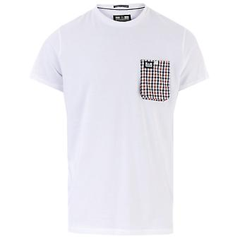 Men's Weekend Offender Lucca T-Shirt in White