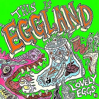 Lovely Eggs - This Is Eggland [CD] USA import