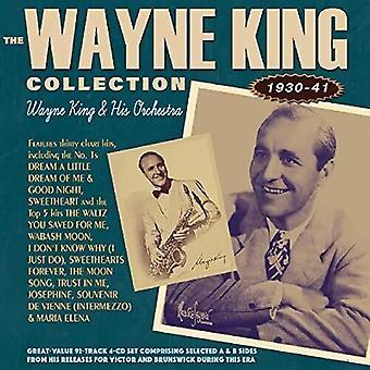 Wayne King Collection 1930-41 [CD] USA import