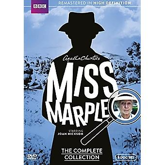 Miss Marple: The Complete Collection [DVD] USA import