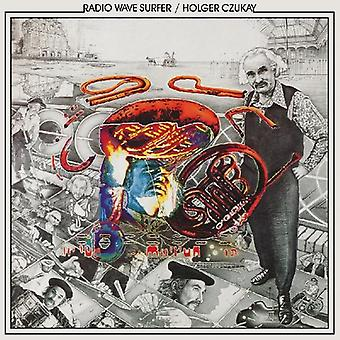 Holger Czukay - Radio Wave Surfer [CD] USA import