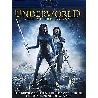 Underworld: Rise of the Lycans [BLU-RAY] USA import