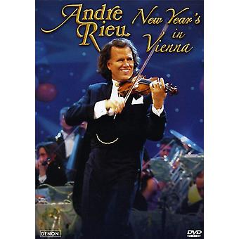 Andre Rieu - New Year's in Vienna [DVD] USA import