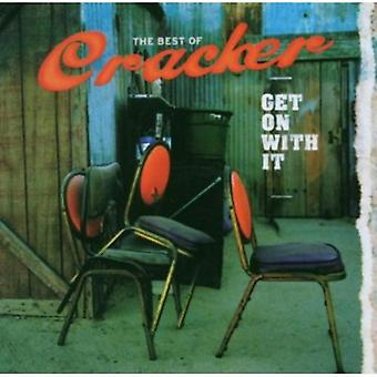 Cracker - Get on with It: Best of Cracker [CD] USA import