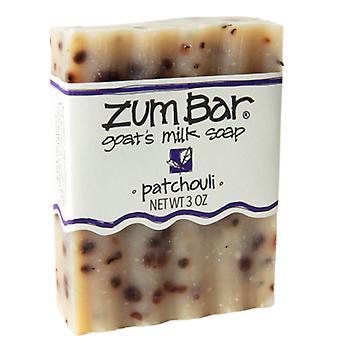 Zum Bar Goat's Milk Soap Patchouli