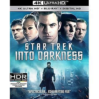 Star Trek: Into Darkness [Blu-ray] USA import