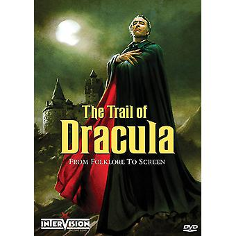 Trail of Dracula [DVD] USA import