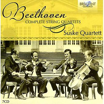 L.V. Beethoven - Beethoven: Intégrale des quatuors String [CD] USA import