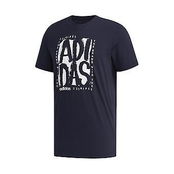 Adidas M Stmp Tee FM6246 univerzálne letné pánske tričko