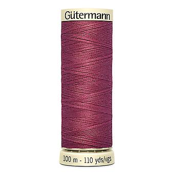 Gutermann Sew-all 100% Polyester Thread 100m Hand and Machine Colour Code  - 624