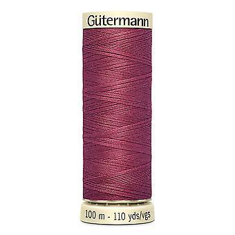 Gutermann Sy-all 100% Polyester Tråd 100m Hånd- og maskinfargekode - 624