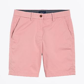 Gant - Classic Chino Shorts - Pink