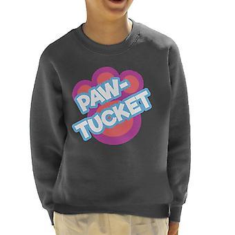 Littlest Pet Shop Paw Tucket Paw Kid's Sweatshirt