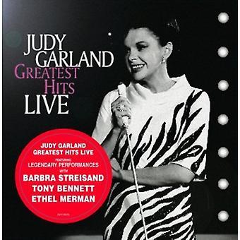 Judy Garland - Greatest Hits Liv(LP [Vinyl] USA import