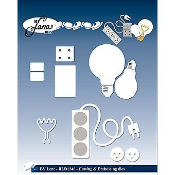 Tekijä Lene Electricity Cutting & Kohokuviiminen kuolee