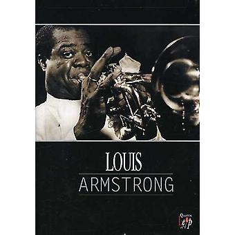 Louis Armstrong - King of Jazz [DVD] USA import