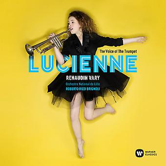 Lucienne Renaudin Vary - Voice of the Trumpet [CD] USA import