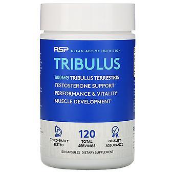 RSP Nutrition, Tribulus, 800 mg, 120 Capsules